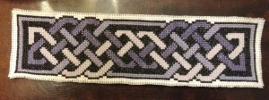 Celtic Bookmark 10